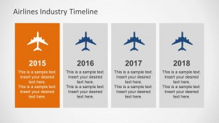 Airlines industry powerpoint template slidemodel download airlines industry powerpoint template for presentations about travel tourism airplanes and the airline industry toneelgroepblik Image collections