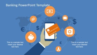 Mobile Payment PowerPoint Slide