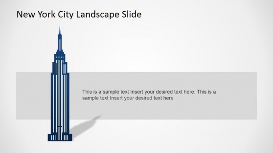 New york powerpoint templates empire state silhouette theme powerpoint shapes toneelgroepblik Image collections