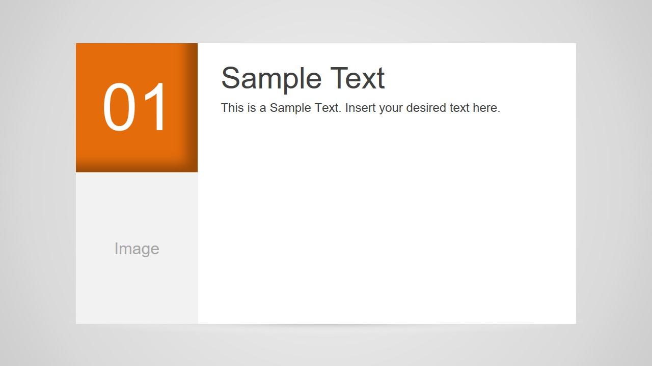 Number 1 Slide Design for PowerPoint