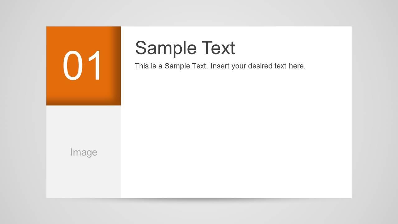 top ten slide layout powerpoint template slidemodel