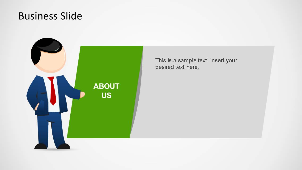 PowerPoint About Us Template
