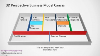 Business Model Canvas PowerPoint