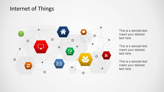 The internet of Things PPT