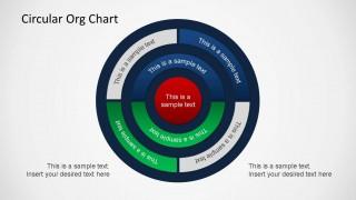 PowerPoint Org Chart Circular