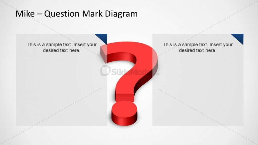 6479 01 Mike Question Marks Template 7 Slidemodel