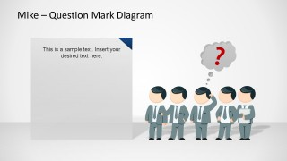 Too many questions powerpoint template slidemodel too many questions powerpoint template a help support design compilation of slides and powerpoint shapes enhance faq or question and answer presentations toneelgroepblik Choice Image