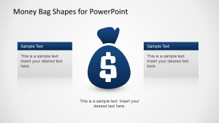 PowerPoint Money Bag Clipart