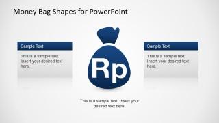 PowerPoint Clipart Money Bag