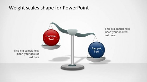 Weight Scale Shapes for PowerPoint
