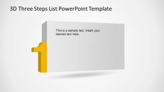 Step 1 PowerPoint List Description