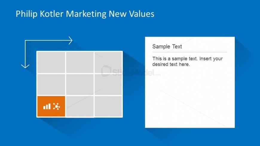 Be Better Quadrant PowerPoint Slide Design