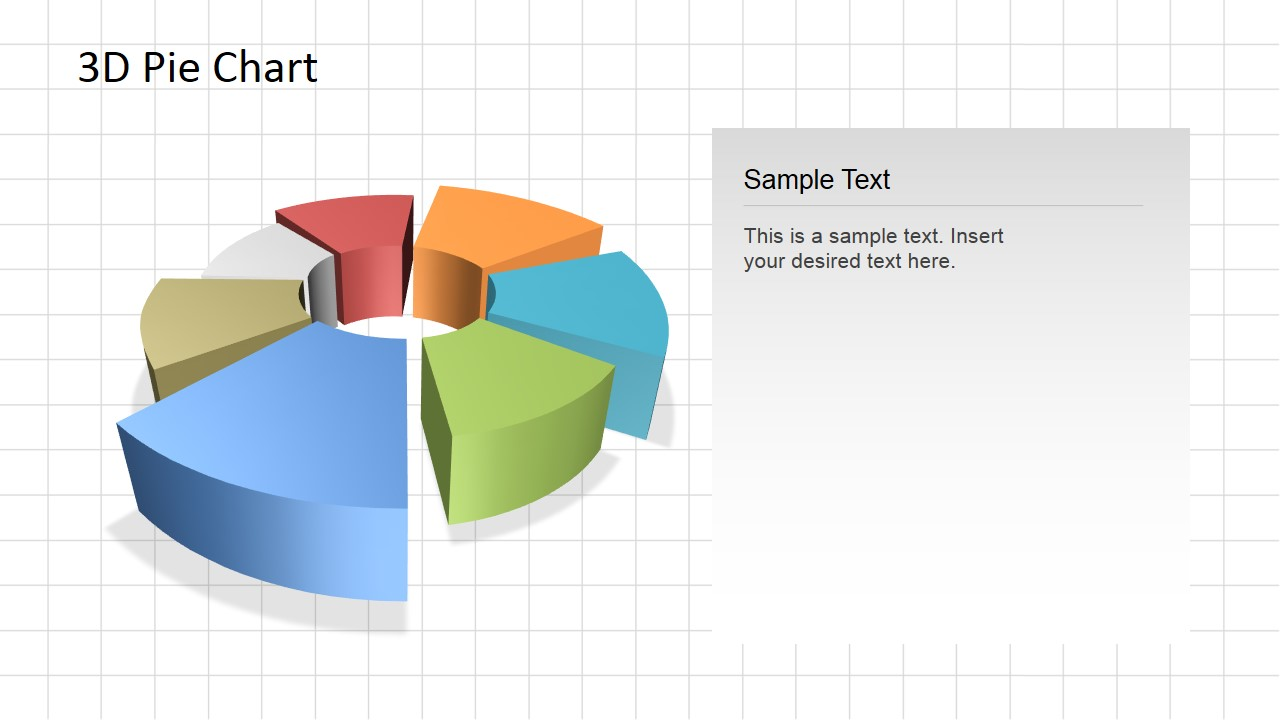 Editable 3d donut chart for powerpoint slidemodel nvjuhfo Choice Image