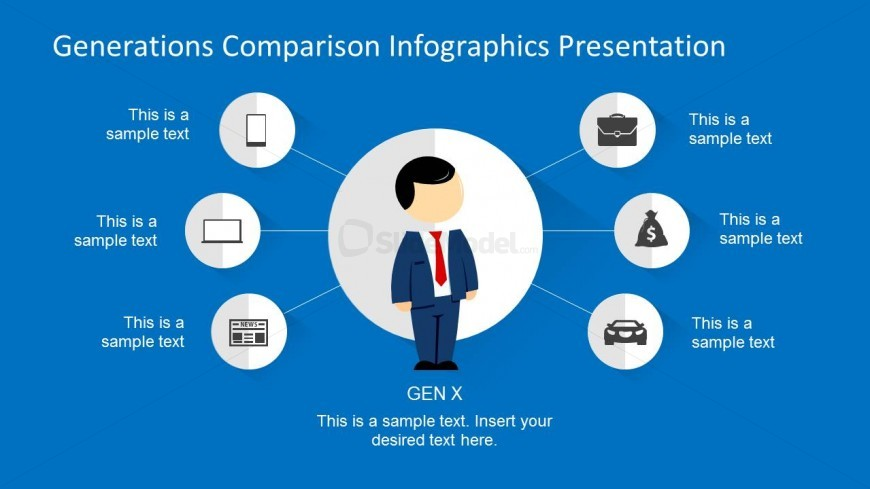 Gen X PowerPoint Slide Design