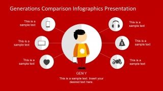 Gen Y PowerPoint Slide Design
