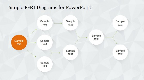 PERT Chart for PowerPoint – An Effortless Statistical Tool