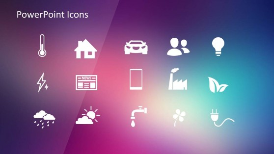 Awesome PowerPoint Icon Set for Presentations