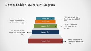 Career Ladder Business Presentation