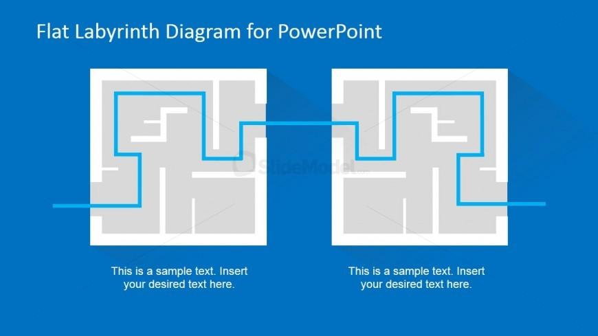 Flat Labyrinth Solution Slide Design