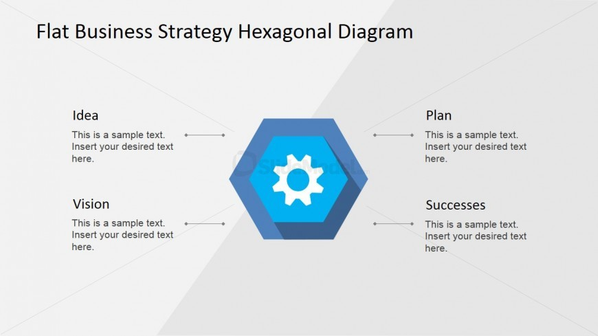 PowerPoint Template for Business Strategy