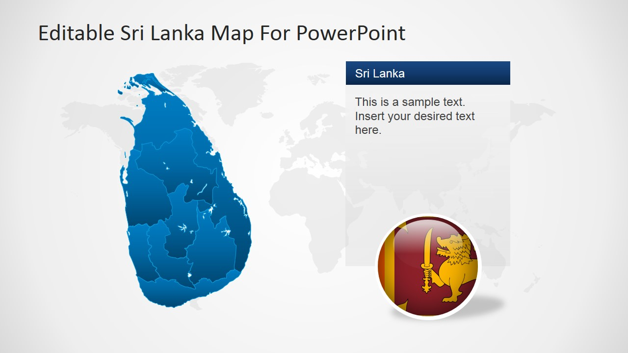 Presentation for Important Facts About Sri Lanka