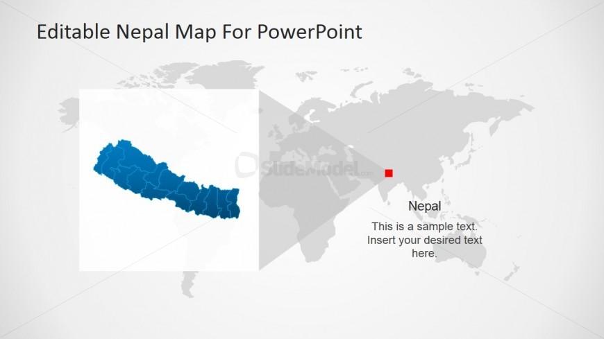 Slide Design for History of Nepal