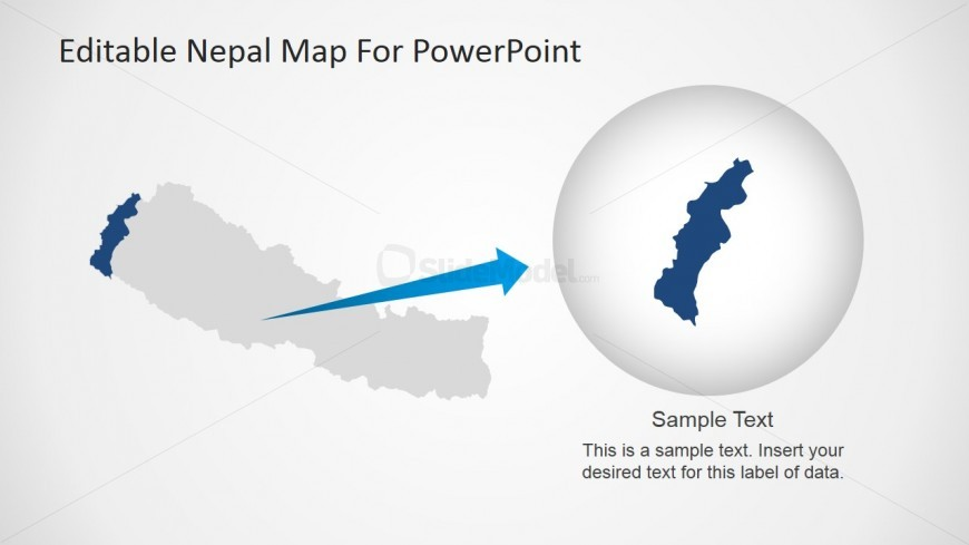Template for the Zones of Nepal