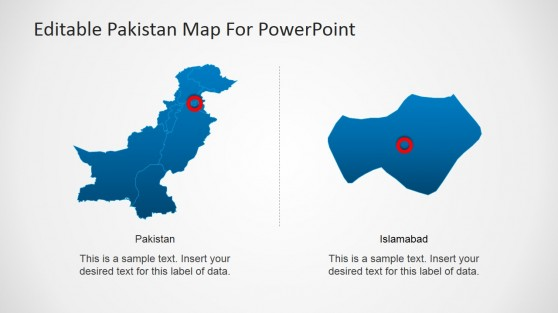 Pakistan's History in PowerPoint Template