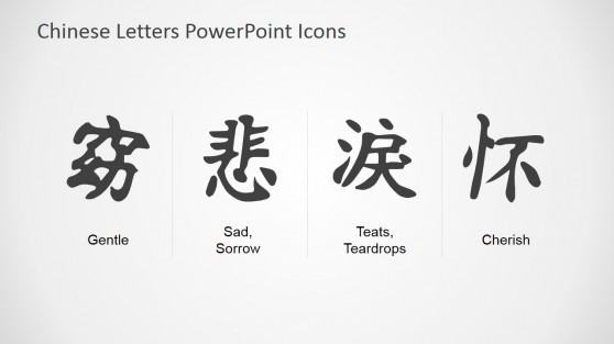 PowerPoint Chinese Character Translation