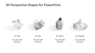 3D Clipart Design for PowerPoint