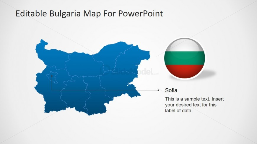 Sofia Business Presentation PowerPoint Slide