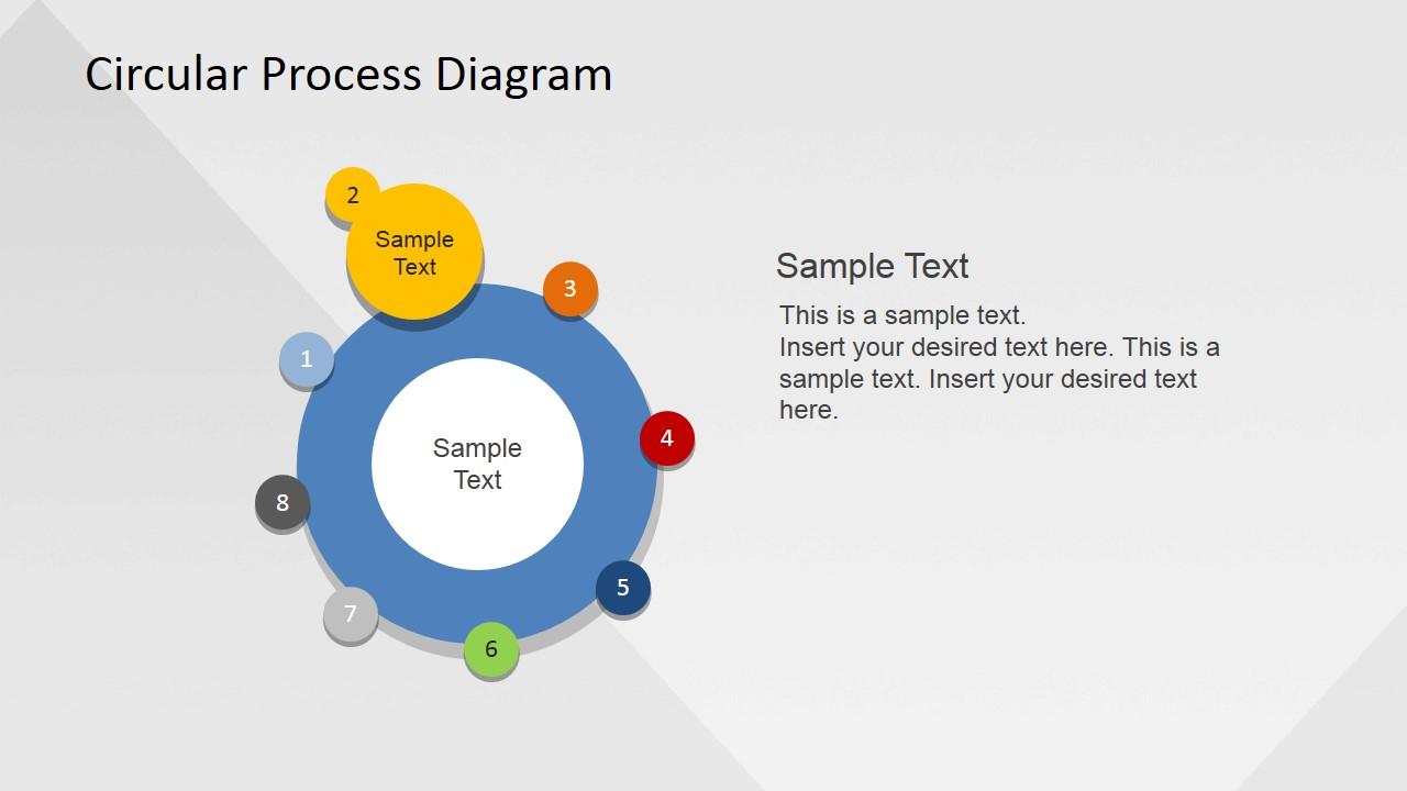 PowerPoint Design Business Process Presentation