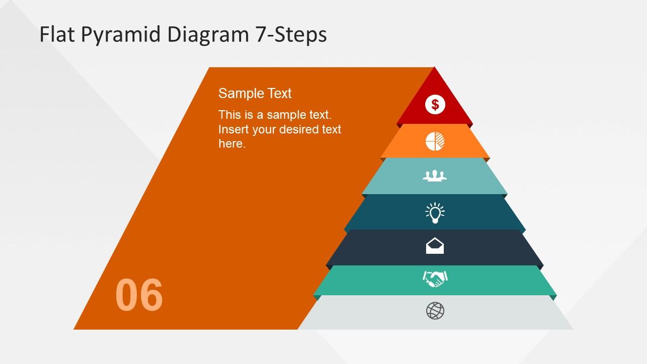 7 Steps Editable Segments Presentation