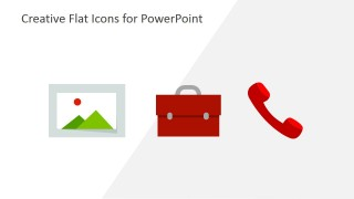 PowerPoint Modern Business Shapes