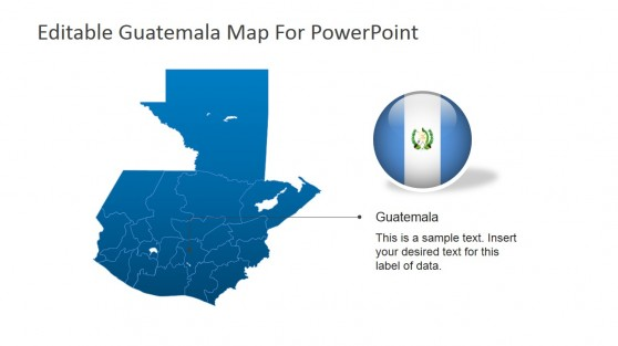 Guatemala City PowerPoint Template