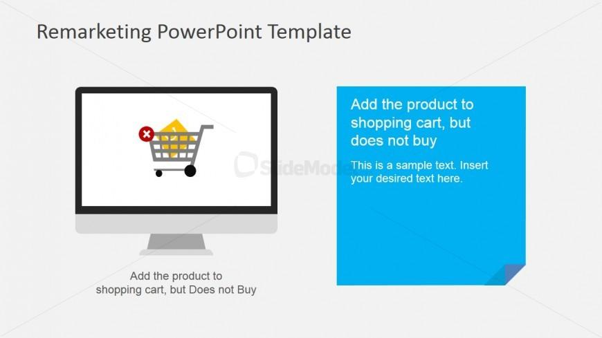 Online Advertising PowerPoint Slide