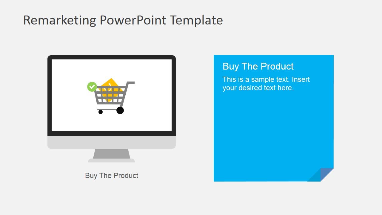 Remarketing diagrams for powerpoint slidemodel retail conversion powerpoint presentation retail purchase powerpoint template toneelgroepblik Gallery