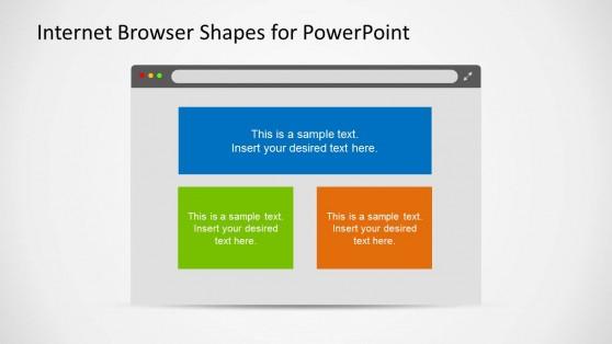 Web Browser Internet Clipart Design