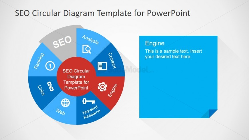 Engine Slide Design for PowerPoint