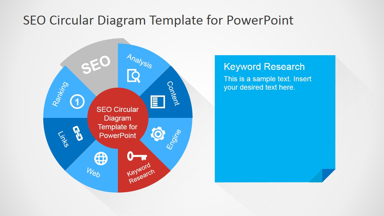 Keyword Research SEO Slide Design
