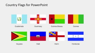 Clipart Flags for PowerPoint