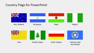 PPT Clipart Country with N