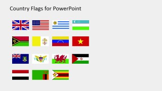 PPT Flag Shapes (S to Z)