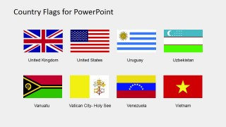 PPT Icons of Country Flags (S to Z)