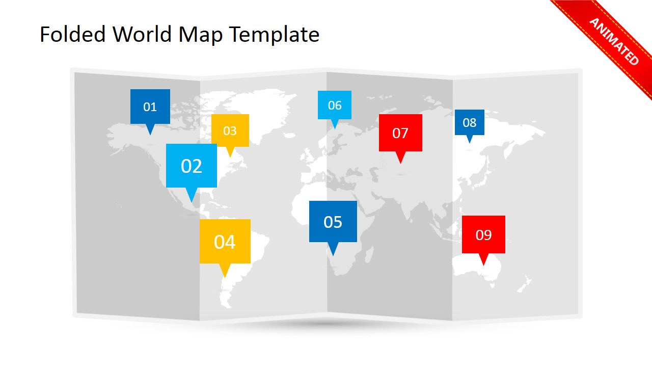 Folded map template vatozozdevelopment folded map template gumiabroncs Image collections