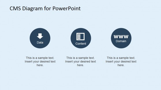 Data Content and Domain PowerPoint Template