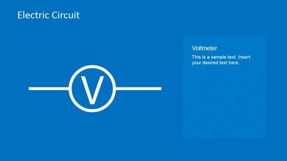 Voltmeter PowerPoint Template