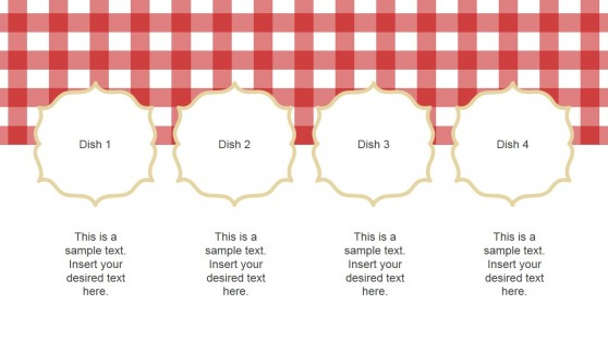 Tablecloth Powerpoint Templates