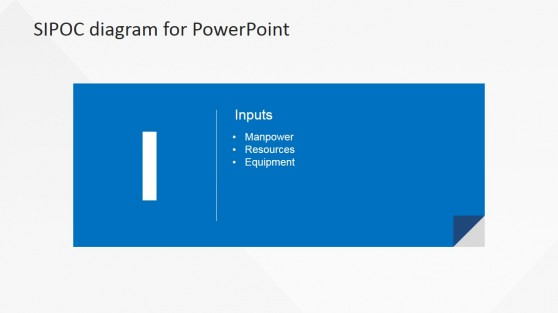 Process Input PowerPoint Slide
