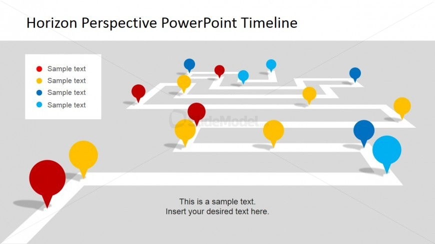 Process Direction PowerPoint Template